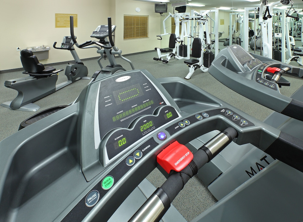 Fitness Facility, Candlewood Suites West Little Rock