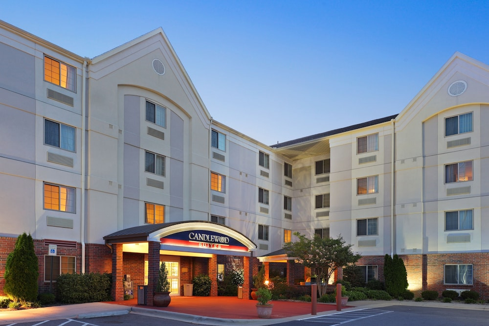 Featured Image, Candlewood Suites West Little Rock