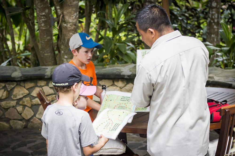 Children's Activities, The Lodge at Chaa Creek
