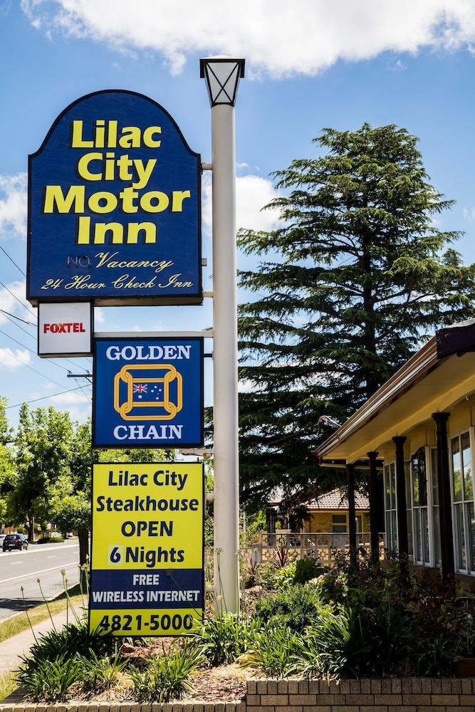 Book lilac city motor inn steakhouse goulburn hotel deals for Motor city casino hotel deals