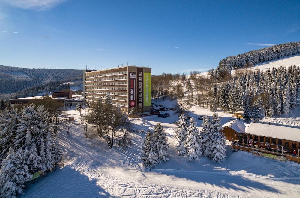 Ahorn Hotel Am Fichtelberg Oberwiesenthal Hotelbewertungen 2019