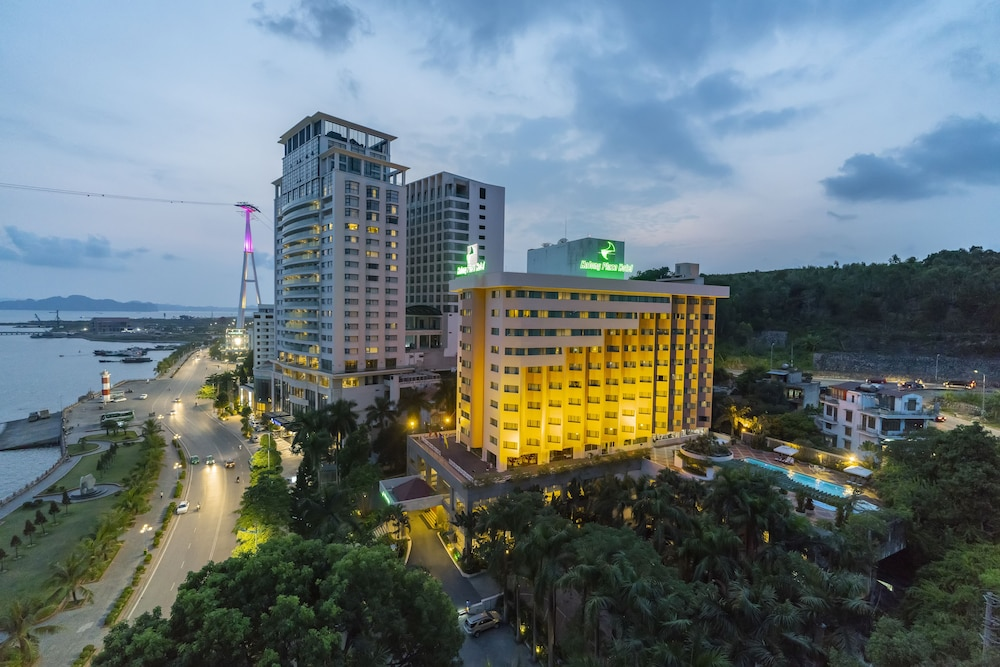 Aerial View, Halong Plaza Hotel