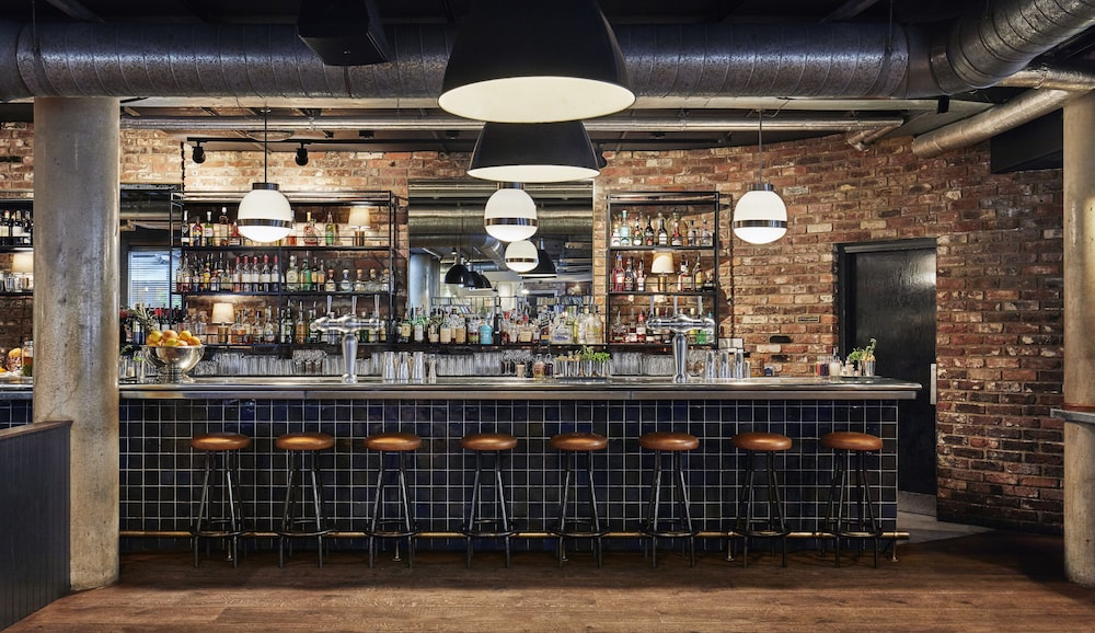 Bar, The Hoxton Shoreditch