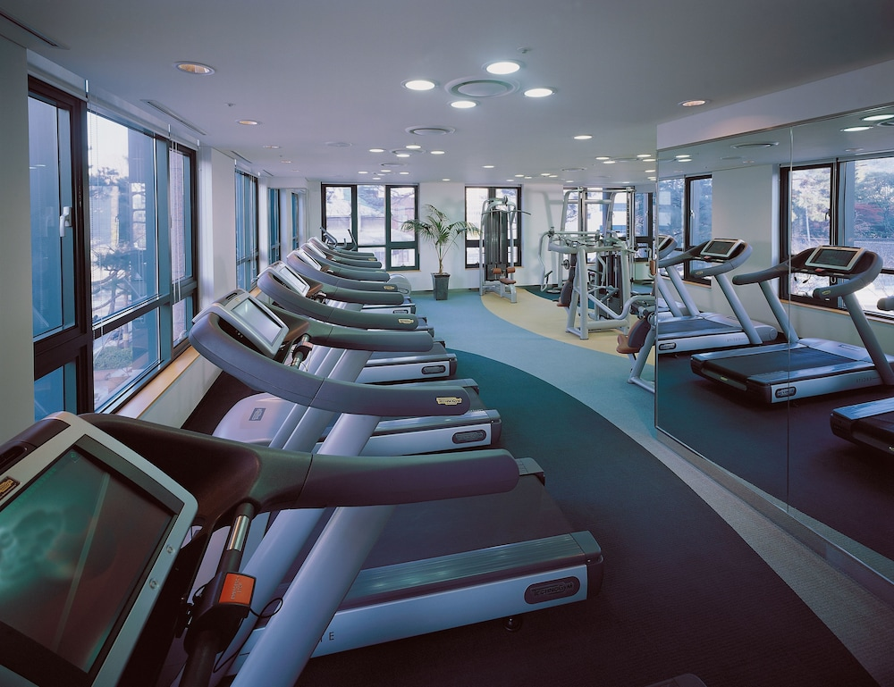 Gym, Somerset Palace Seoul