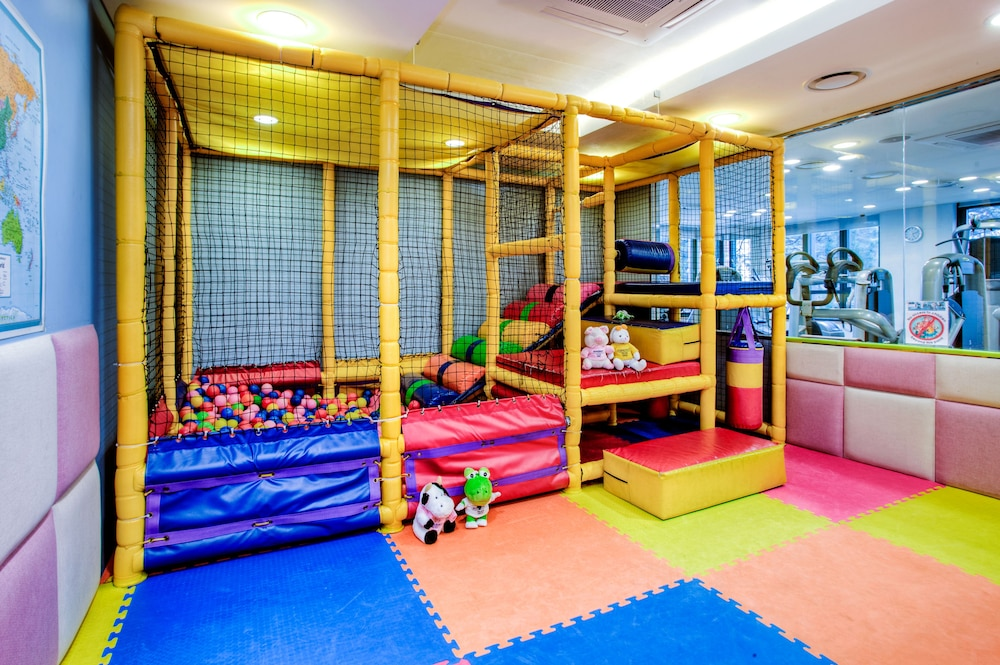 Children's Play Area - Indoor, Somerset Palace Seoul