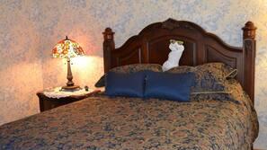 高級寢具、羽絨被、Tempur-Pedic 床墊、設計每間自成一格