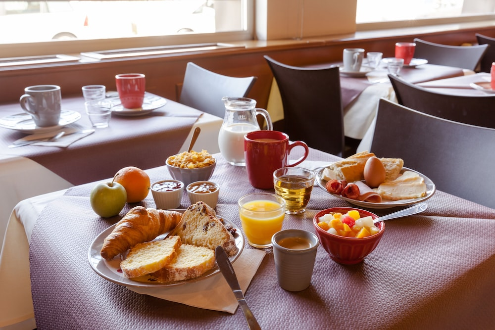 Breakfast Meal, The Originals Access, Hôtel Colmar Gare (P'tit Dej-Hotel)
