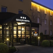 The Originals Qualys Hotel Reims-Tinqueux