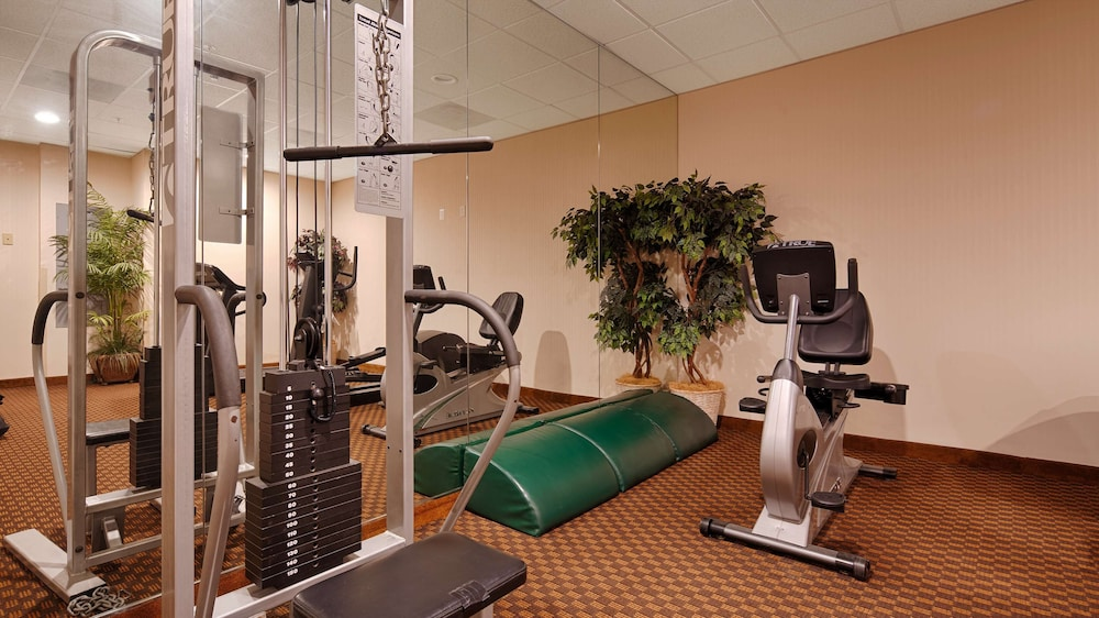 Fitness Facility, Best Western Ocean City Hotel & Suites