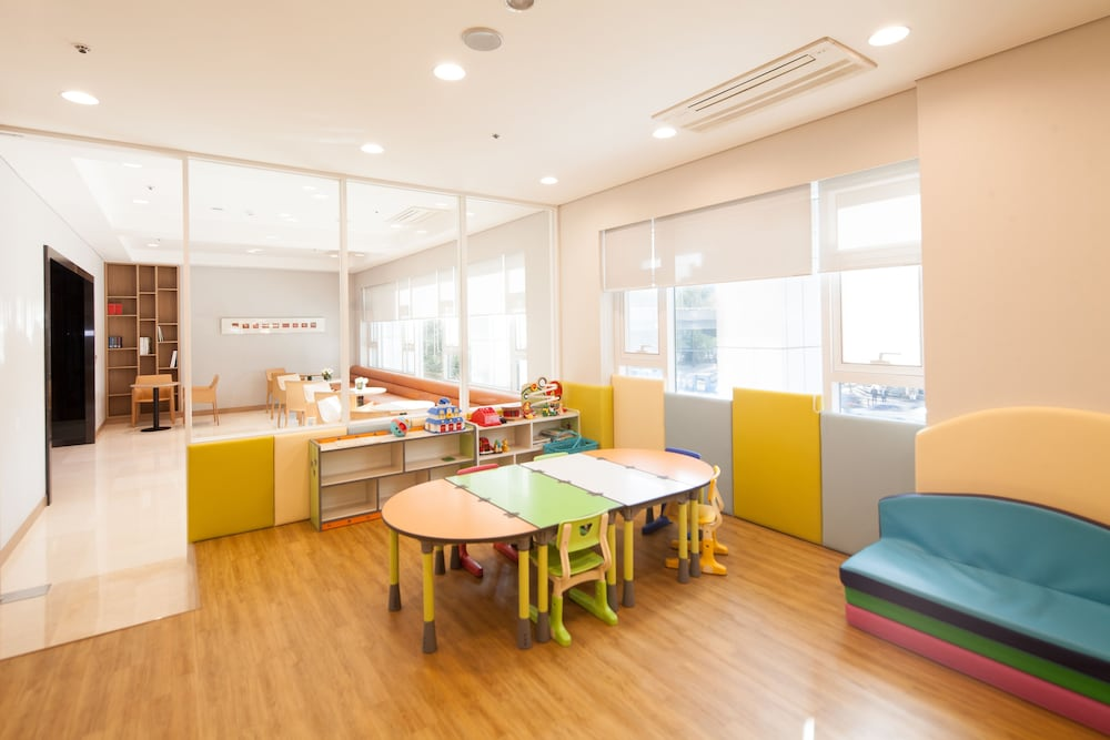 Children's Area, Fraser Place Central Seoul