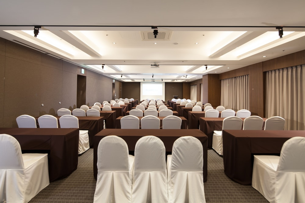 Banquet Hall, Fraser Place Central Seoul