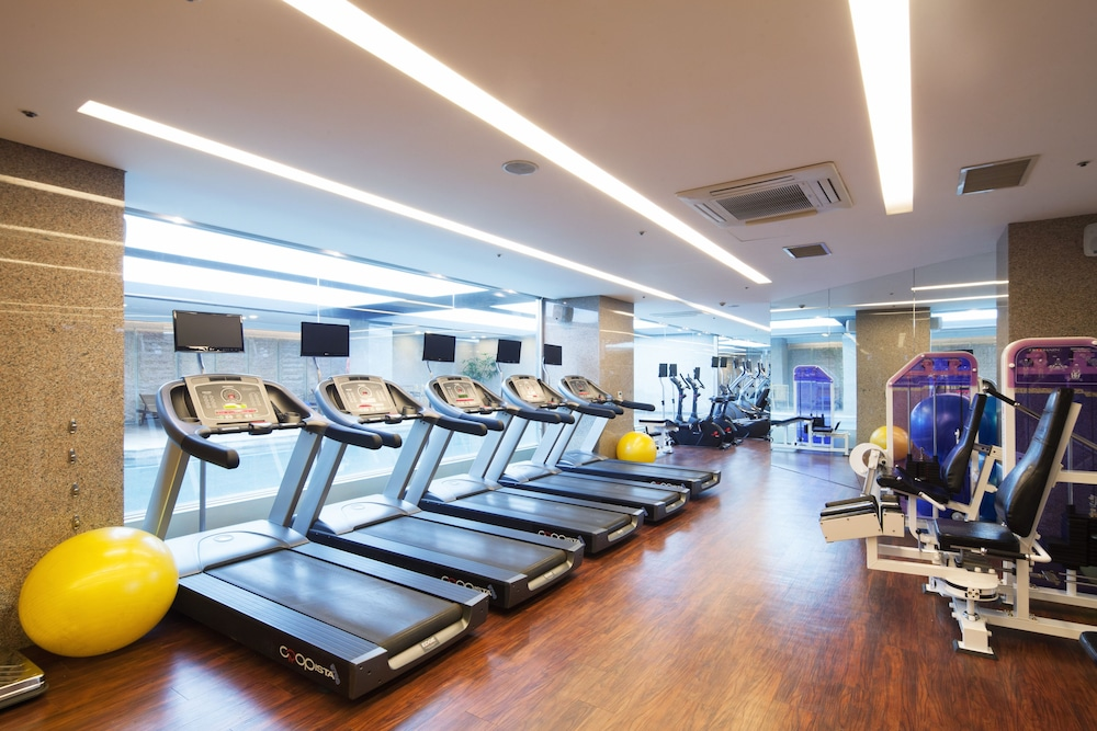 Fitness Facility, Fraser Place Central Seoul