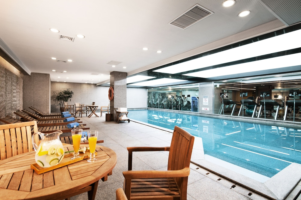 Fraser Place Central Seoul In Seoul Hotel Rates Reviews In Orbitz