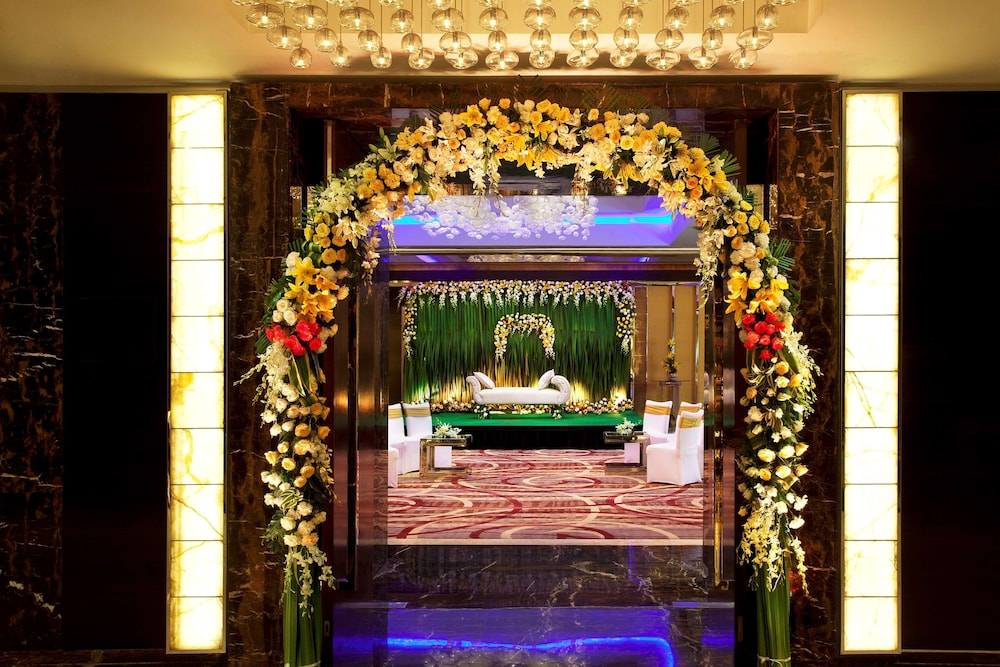 Indoor Wedding, Radisson Blu Plaza Delhi Airport