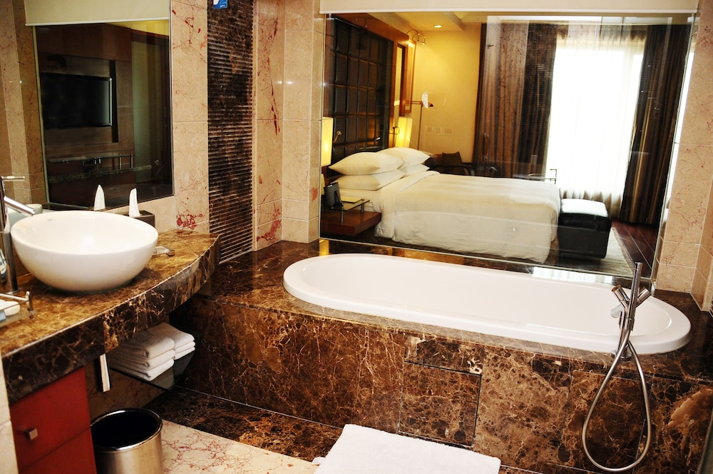 Deep Soaking Bathtub, Radisson Blu Plaza Delhi Airport