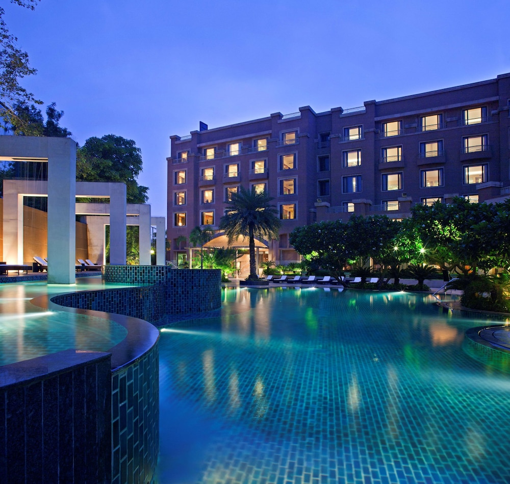 Pool, Radisson Blu Plaza Delhi Airport