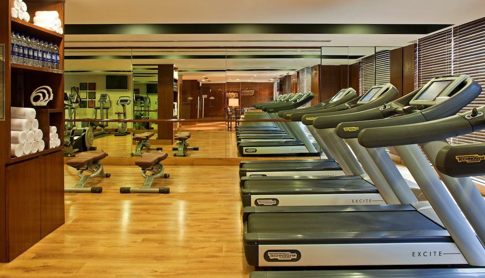 Fitness Facility, Radisson Blu Plaza Delhi Airport