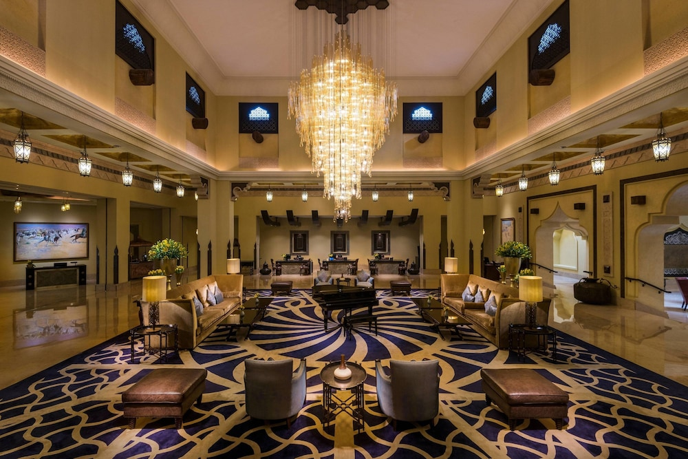 Lobby, Sharq Village & Spa, a Ritz-Carlton Hotel