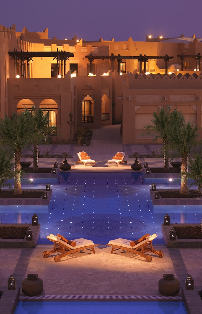 Front of Property - Evening/Night, Sharq Village & Spa, a Ritz-Carlton Hotel