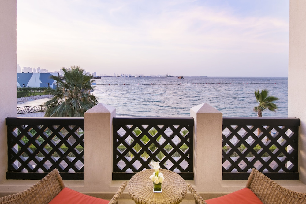 Balcony View, Sharq Village & Spa, a Ritz-Carlton Hotel
