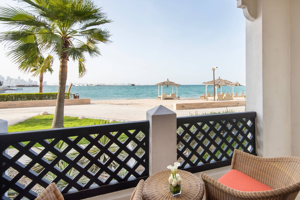View from Room, Sharq Village & Spa, a Ritz-Carlton Hotel