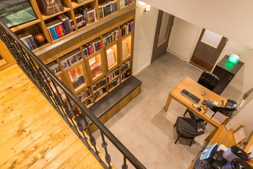 Hotel Library Amsterdam (Amsterdam, Paesi Bassi) | Expedia.it