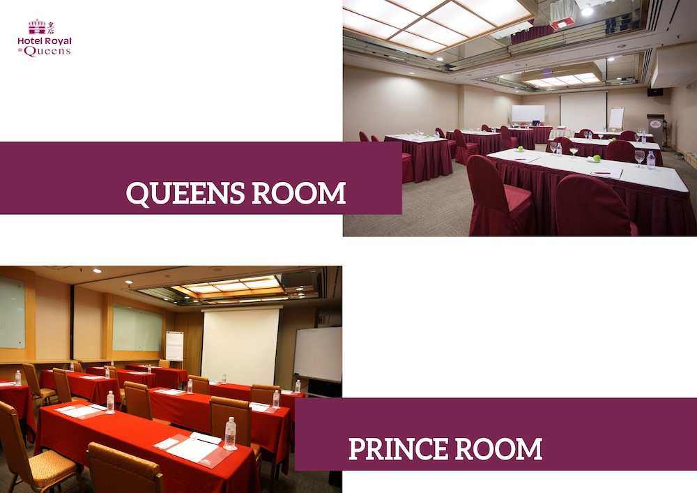 Meeting Facility, Hotel Royal @ Queens (SG Clean)