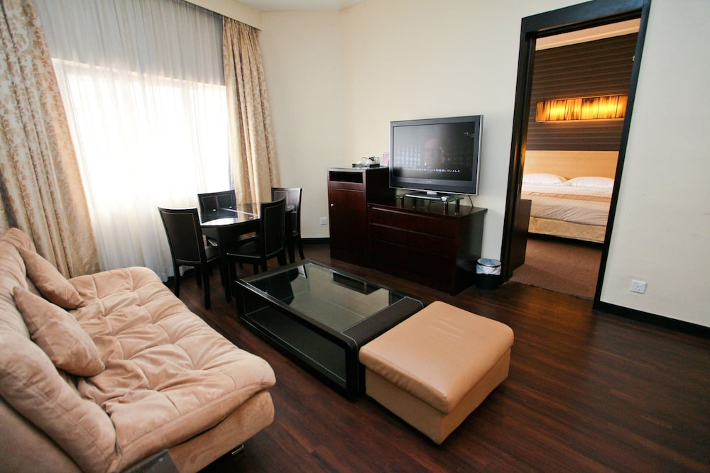Living Room, Hotel Royal @ Queens (SG Clean)