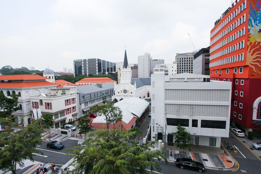 View from Property, Hotel Royal @ Queens (SG Clean)