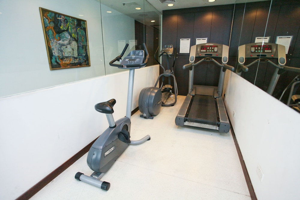 Fitness Facility, Hotel Royal @ Queens (SG Clean)