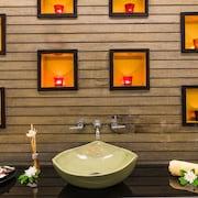 thai massage sorø hotel med jacuzzi på værelset