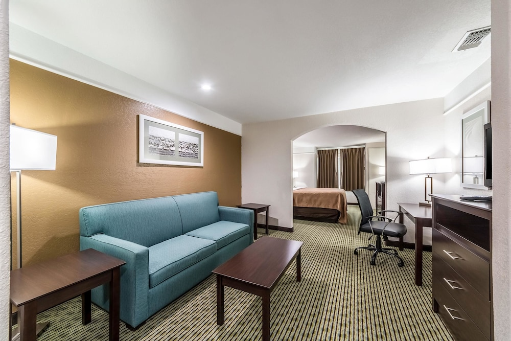 Room, Quality Inn & Suites SeaWorld North