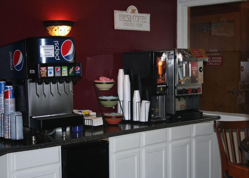 Coffee Service, Fireside Inn & Suites Gilford