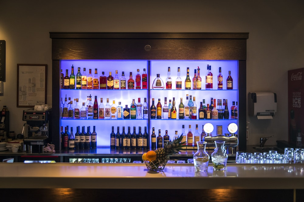 Bar, Park Inn by Radisson Oslo Airport Hotel West