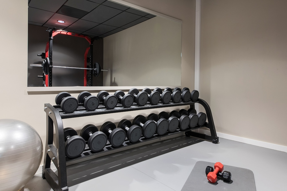 Fitness Facility, Park Inn by Radisson Oslo Airport Hotel West