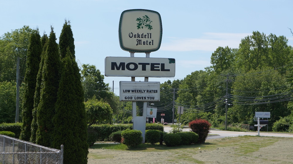 Featured Image, Oakdell Motel