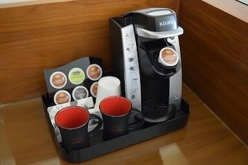 Coffee and/or Coffee Maker, Sandia Resort And Casino