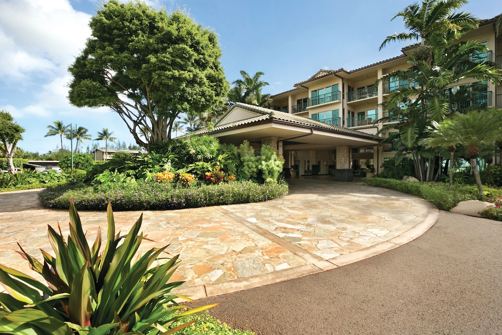 Front of Property, Waipouli Beach Resorts & Spa Kauai by Outrigger