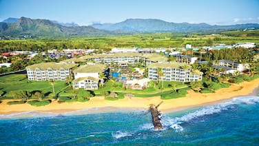 Waipouli Beach Resorts & Spa Kauai by Outrigger
