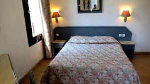Chambres insonorisées, lits bébé (gratuits), Wi-Fi gratuit