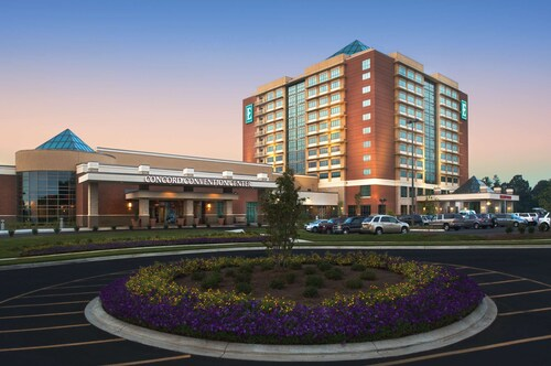 Embassy Suites by Hilton Charlotte-Concord-Golf Resort & Spa