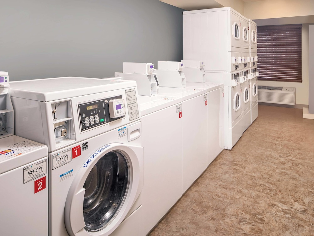 Laundry Room, WoodSpring Suites Charleston Airport