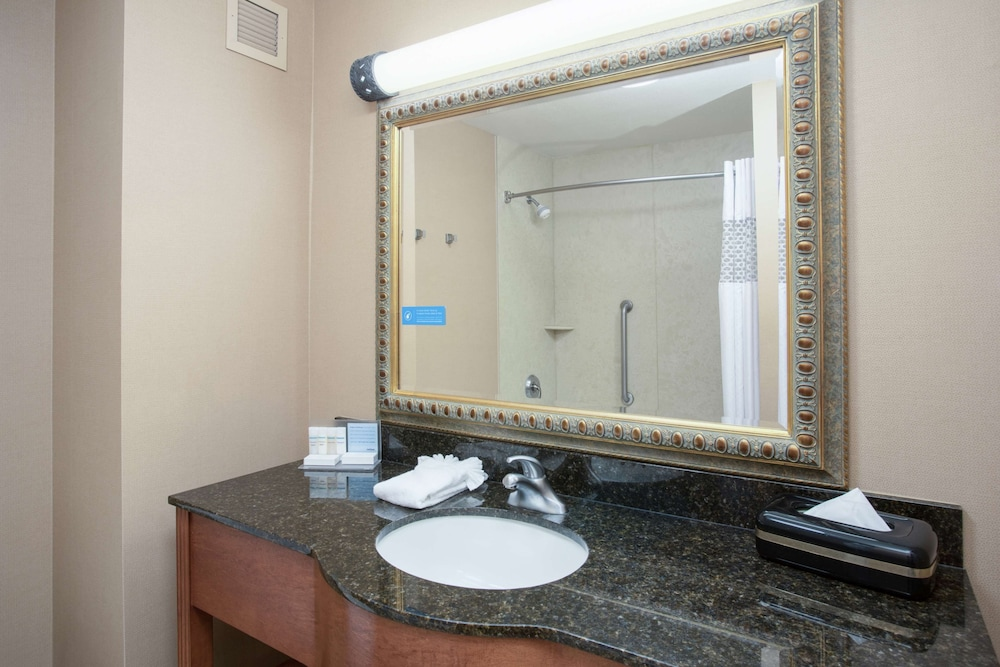 Bathroom, Hampton Inn & Suites Yuba City