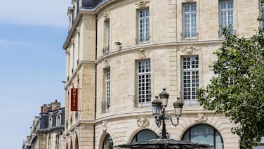 Cœur de City Hôtel Bordeaux Clemenceau by Happyculture