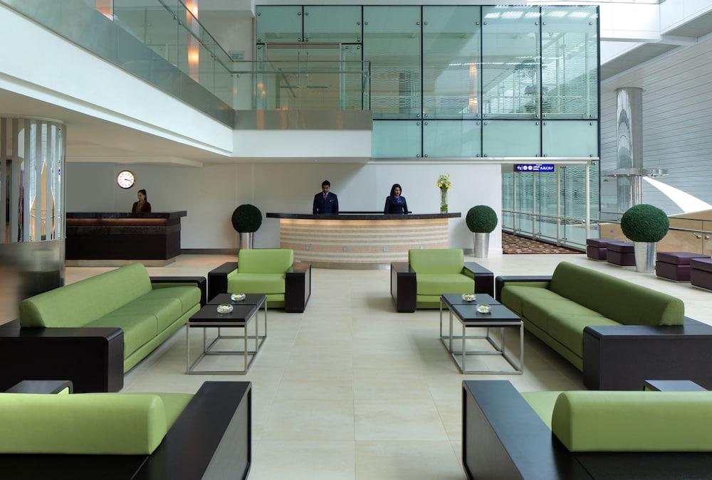 Dubai international airport terminal hotel reviews for International decor dubai