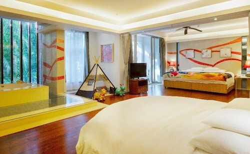 Room, Huayu Resort & Spa Yalong Bay Sanya