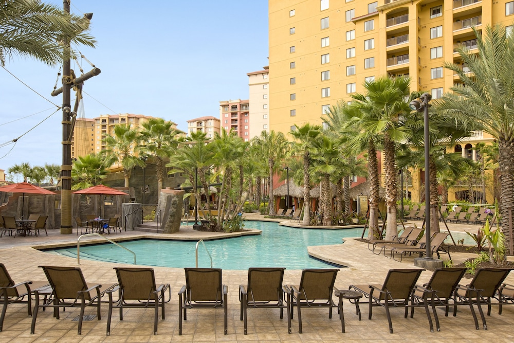 Pool, Club Wyndham Bonnet Creek