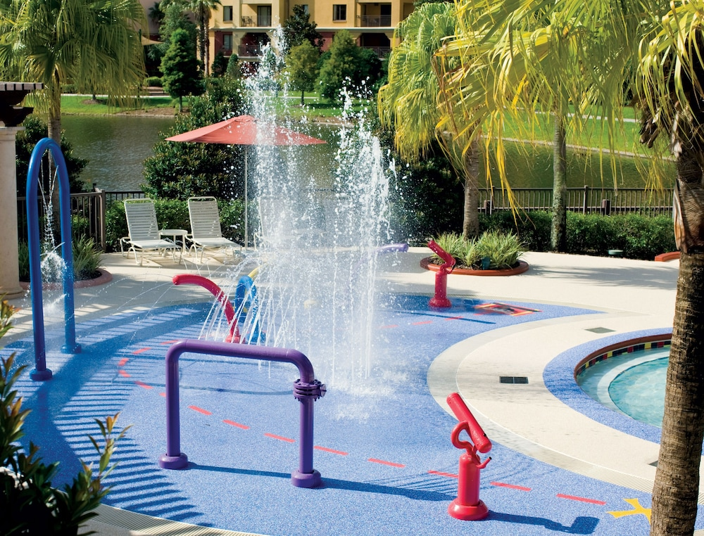 Children's Pool, Club Wyndham Bonnet Creek