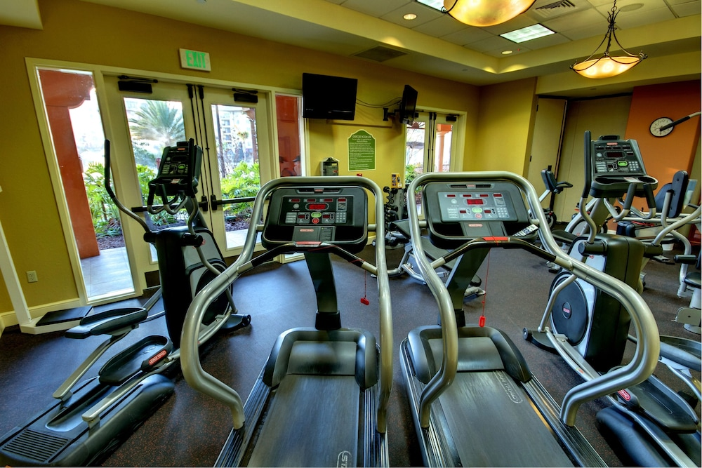 Gym, Club Wyndham Bonnet Creek
