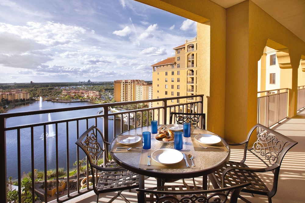 Balcony, Club Wyndham Bonnet Creek